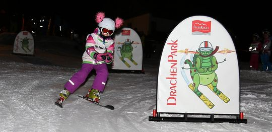 Night Fun Race am Feuerkogel